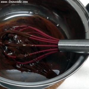 tarta trufa de chocolate sin gluten