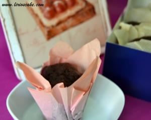 Papel muffin comprado