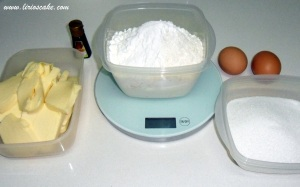 Galletas de mantequilla_ingredientes