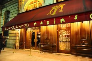 Restaurante Maxim's