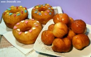 Donuts y Donut holes