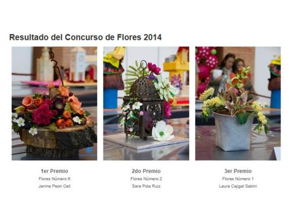 Premios flores